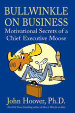 Book cover for Bullwinkle On Business